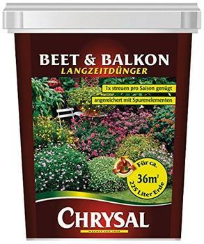 Chrysal Beet und Balkon Langzeitdünger 900 g