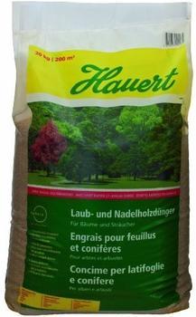 Hauert Laub- und Nadelholzdünger 20 kg