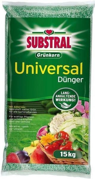 Substral Grünkorn Universaldünger 15 kg