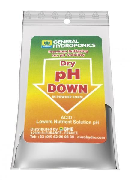 GHE pH down Pulver 25 g