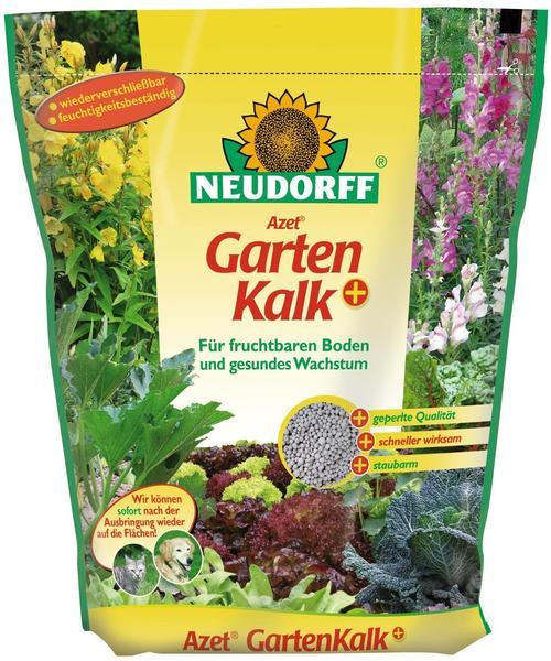Neudorff Azet Gartenkalk 2,5 kg
