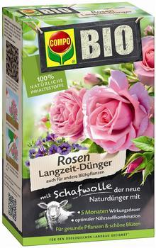 Compo Bio Rosen Langzeitdünger mit Schafwolle 750 g