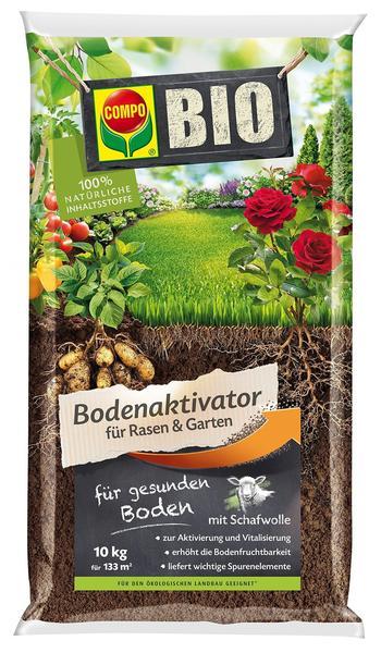 Compo Bio Bodenaktivator 10 kg