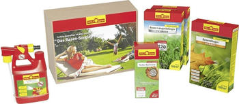 Wolf-Garten Rasen-Sorglos-Paket 100 m² (granuliert)