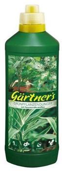 Gärtner's Grünpflanzendünger mit Spurennährstoffen 1 Liter
