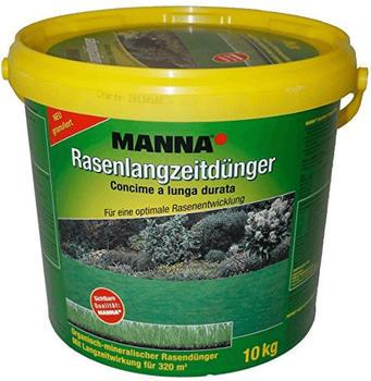 Manna Rasenlangzeitdünger 10 kg