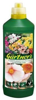 Gärtner's Blühpflanzendünger mit Spurennährstoffen 1 Liter