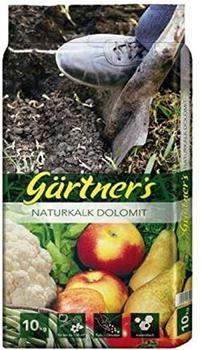 Gärtner's Naturkalk Dolomit 10 kg