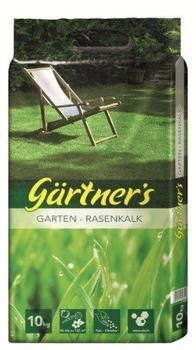 Gärtner's Garten-Rasenkalk 10 kg