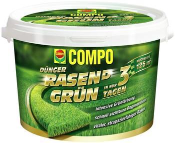 Compo Rasen Grün NK-Dünger 3,75kg