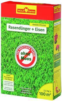 Wolf-Garten L-PM 100 Rasendünger plus Eisen
