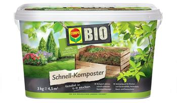 Compo Schnell-Komposter mit Guano 3kg