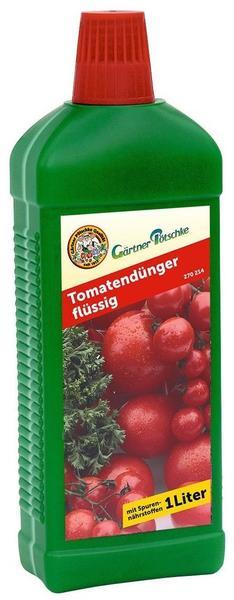 Gärtner Pötschke Tomatendünger flüssig 1 Liter