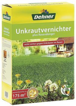 Dehner Unkrautvernichter plus Rasendünger 5 kg