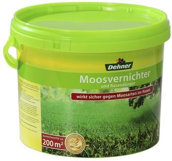 Dehner Moosvernichter und Rasendünger 8 kg