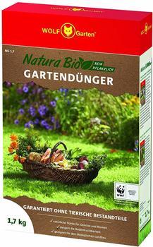 Wolf-Garten Natura Bio Garetndünger 1,7 kg