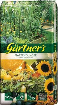Gärtner's Gartendünger für alle Gartenkulturen 12,5 kg