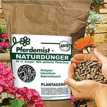 Beckmann - Im Garten Pferdemist-Naturdünger 4 kg