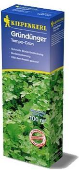 Kiepenkerl Gründünger Tempo-Grün 500g