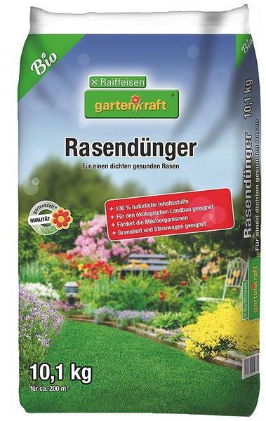 Raiffeisen Gartenkraft Bio Rasendünger