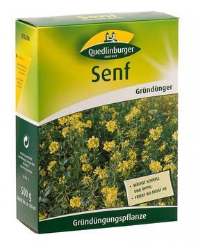 Quedlinburger Saatgut Gelbsenf 500g