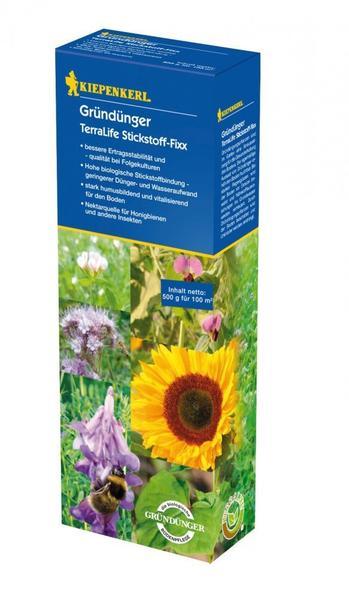 Kiepenkerl Terra Life Stickstoff-Fixx 500 g