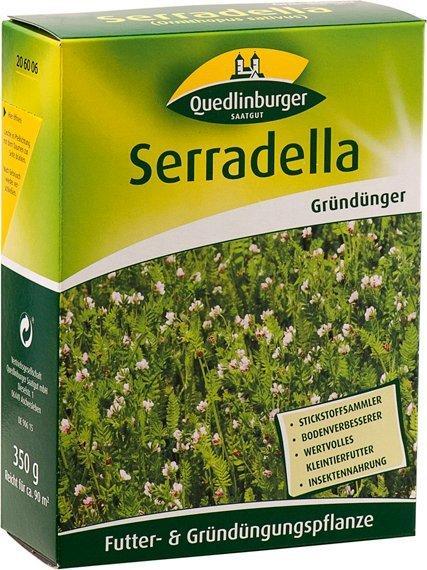 Quedlinburger Saatgut Serradella 350g