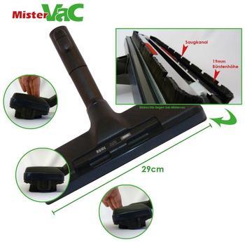mistervac Automatikdüse - Bodendüse geeignet Bosch BSG 81266Ergomaxx Professional