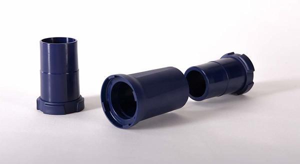 Dusty Brush Universaladapter für gängige Staubsaugerrohre 30-40 mm 41008