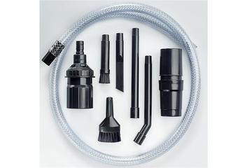 Passend f/ür Sauger mit 32//35mm Rundrohr Menalux MKIT RE D/üsen-Box Reach Everywhere Kit