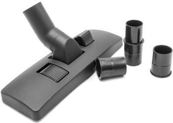 vhbw Bodendüse Typ 32 mit 35mm-Anschluss und Adapter-Set passend für Dirt Devil M2720-3, M2720-4, M2720-5, M2720-6, M2720-7, M2720-8 Staubsauger