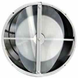 CATA Rückschlagklappe 120 mm