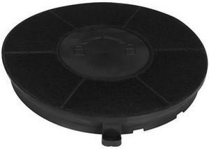 Wpro Aktivkohlefilter für Dunstabzugshauben AMC037 schwarz