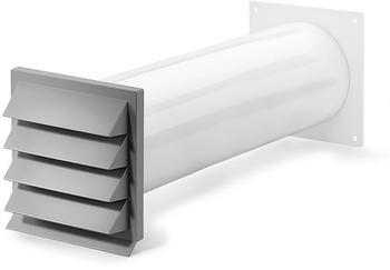Naber K-Klima-R 150/150 Mauerkasten hellgrau
