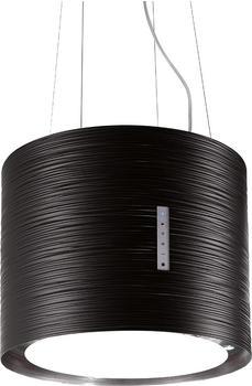 Falmec Twister E.ion Inselhaube schwarz