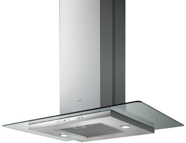 Elica Flat Glass Plus Island IX/A/90