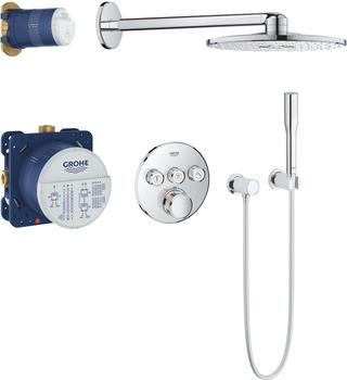 GROHE Grohtherm SmartControl Duschsystem Unterputz mit Rainshower 310 SmartActive (34705000)