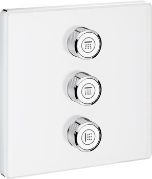 GROHE Grohtherm Smartcontrol 29152 rund FMS moon white