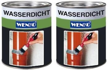 Wenko Wasserdicht, 2er Set, je 375ml