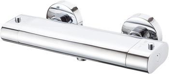 EISL Duscharmatur Carneo mit Thermostat und Temperatursperre, Chrom, 1230090