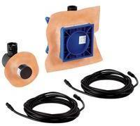 GROHE F-digital Deluxe Rohbauset 29074000 für den Einbau der Dampfmodule