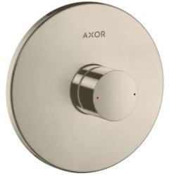 AXOR Axor Uno Brausearmatur mit Zerogriff Unterputz brushed nickel (45605820)