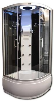 Home Deluxe Elegance Duschkabine 90 x 90 cm