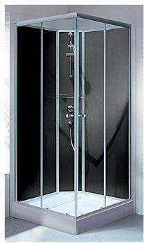 Schulte Korfu II Komplettdusche Eckeinstieg 89 x 89 cm