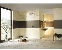 Breuer Entra Walk-In freistehende Seitenwand Klarglas hell Alu chromeffekt 120cm200cm - 2012 005 001 040