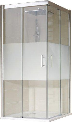 HSK Solida Eckeinstieg 4-teilig (80x80 cm)
