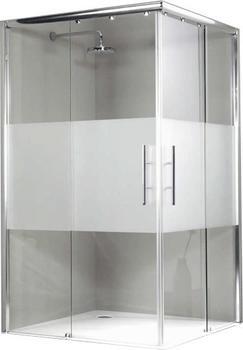 HSK Solida Eckeinstieg 4-teilig (100x100 cm)