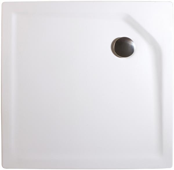 Schulte SCHULTE, Duschwanne ExpressPlus, BxT: 80 cm x 80 cm weiß