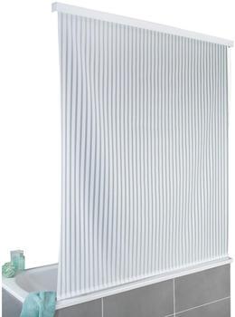 Wenko Duschrollo 128x240cm weiß