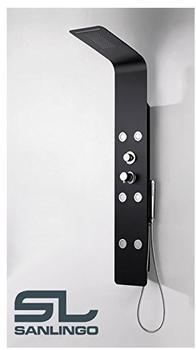 sanlingo-aluminium-duschpaneel-duschsaeule-regendusche-6-massageduesen-wasserfall-matt-schwarz-sanlingo